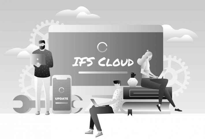 IFS Cloud - lohnt sich ein Upgrade?